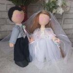 куколки на свадьбу