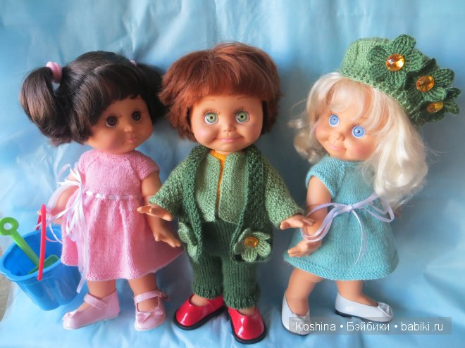 Galoob Baby Face, Сенди и Робин