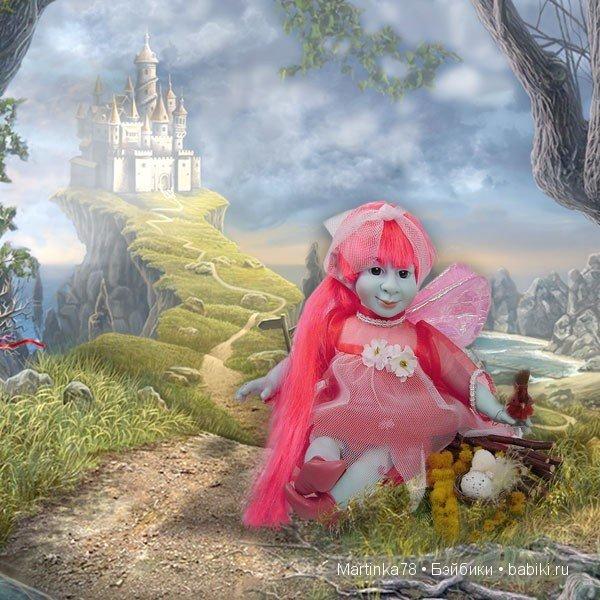 Сказочные куклы D'Anton Jos