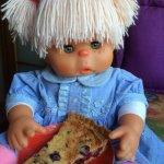 """Вишневый пирог """"Улыбка Барбарика"""", рецепт с пошаговыми фото"""