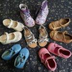 Обувь для кукол большого размера или детишек