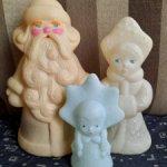 Лот Дед Мороз и Снегурочки ищут елочку