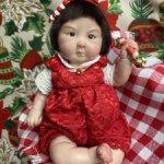 Иса, авторская кукла Ирины Кондрашовой. Очень характерная, живая и теплая.