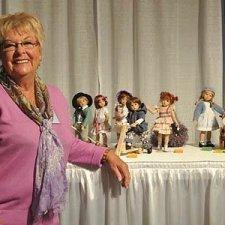 Куплю небольшую куклу Heidi Plusczok от 22 до 30 см.