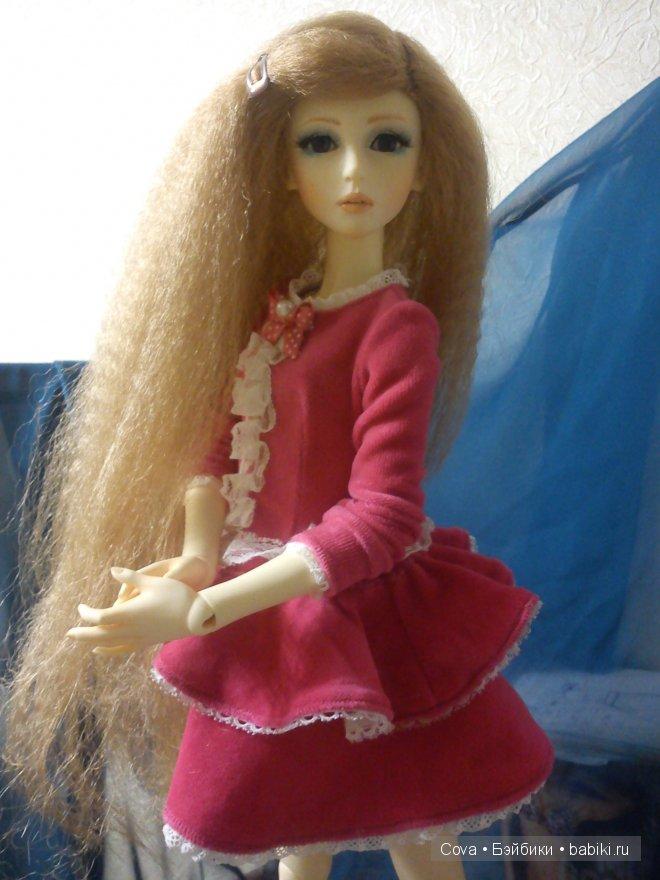 Новый образ Алисы Lydia от Elfdoll (SD)