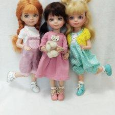 Выбираем образ личика Лялечки