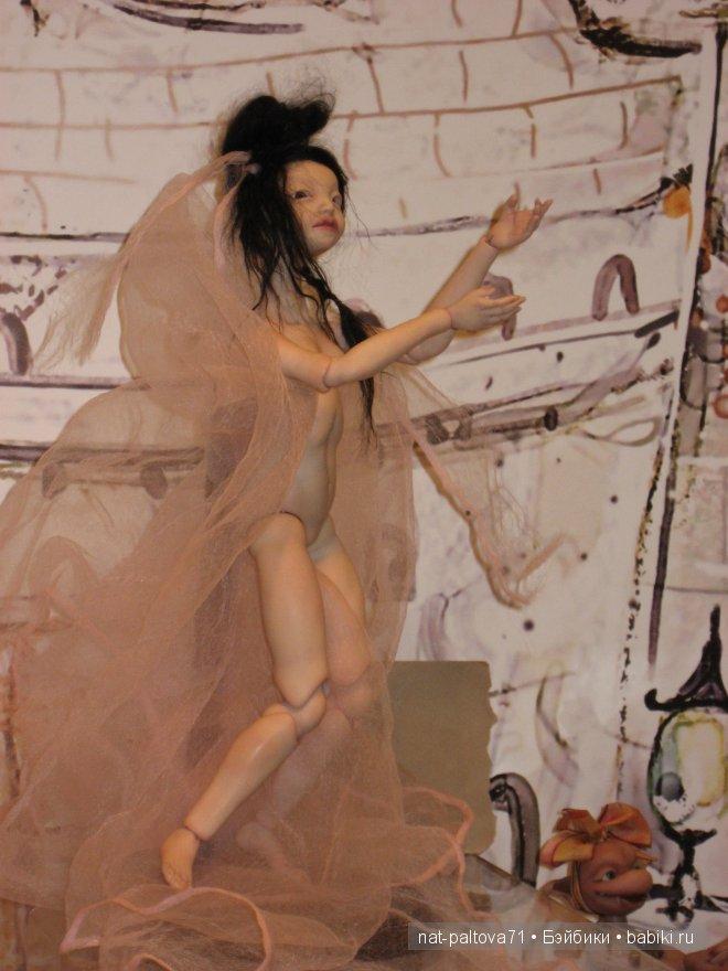 IV Московской международной выставки кукол Искусство кукол