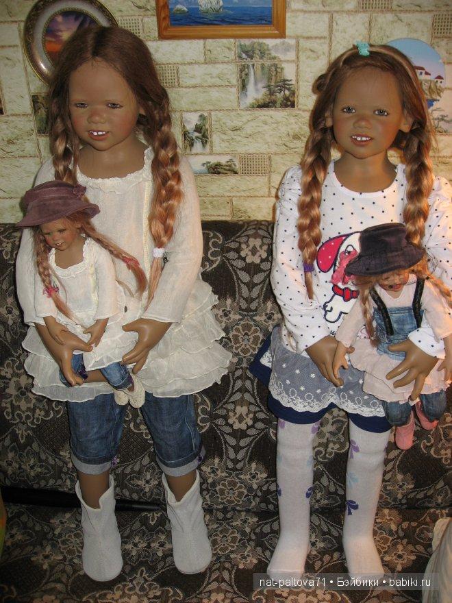 немного фото сестричек - Пукиши и Пуки