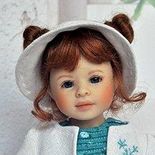 Моя плюшка - Zoe от Heidi Plusczok
