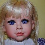 Очаровательная Dianna от Lloyd Middleton. Royal Vienna Doll Collection