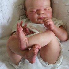 Малышка реборн Кнокс