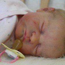 Малышка Мира