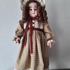 "Антикварная кукла Armande Marseille 1894 18"""