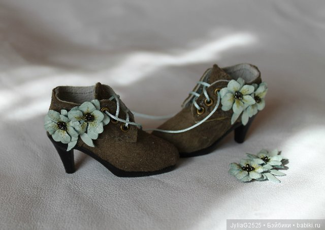 ботиночки мсд