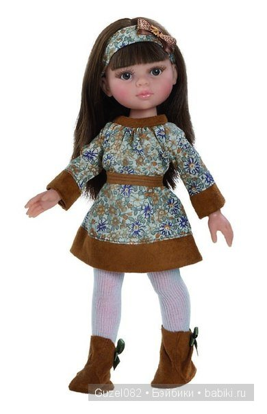 Новинки 2013 кукол Паола Рейна