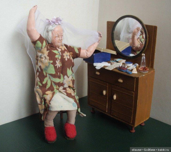 """Дорогие мои старики"""" - теплый и добрый проект Ирины Верхградской / Куклы /  Бэйбики. Куклы фото. Одежда для кукол"""