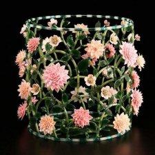 """Вазы, не требующие цветов. Красота """"живого"""" стекла"""