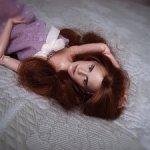 Портретная Эмма Уотсон на теле Барби Неко