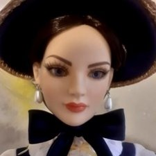 Кукла Тоннер Мадам Бовари Американская модель Madam Bovary Doll Tonner American Model
