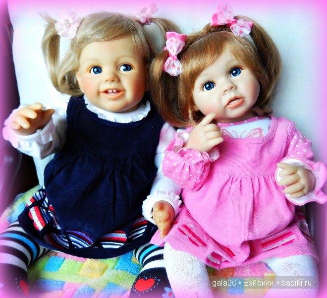 Мелли и Аннабель