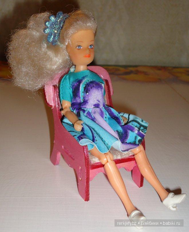 Помогите сделать кукле Памеле новую прическу