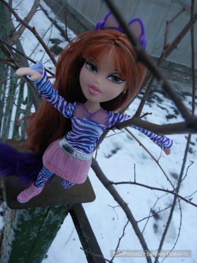 Не слазим с дерева!