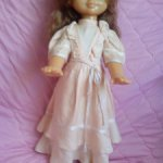 Кукла-улыбашка  времен СССР Лиля