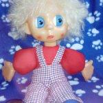 Мягконабивной Антошка-Незнайка из детства