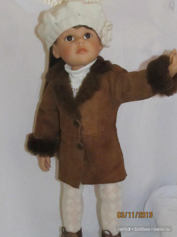 одежда для кукол, своими руками, Кулакова Татьяна
