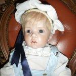 Срочно- 80ооо руб!!!  Царский малыш Петр от HILDEGARD GUNZEL