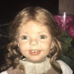 Срочно- 26ооо руб!!!  Редкая улыбашка  Лиза от Донны Руберт