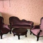 Резная мягкая мебель для больших кукол от 40 до 90см !!!