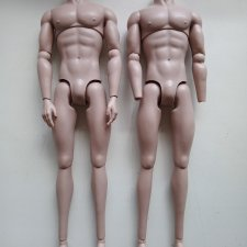 Тело мужское светлое от Интегрити