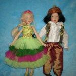 Дюймовочка и её принц