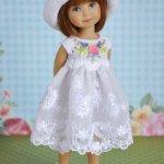 """Наряд для Вашей любимой маленькой куклы Effner Heartstring 8"""""""