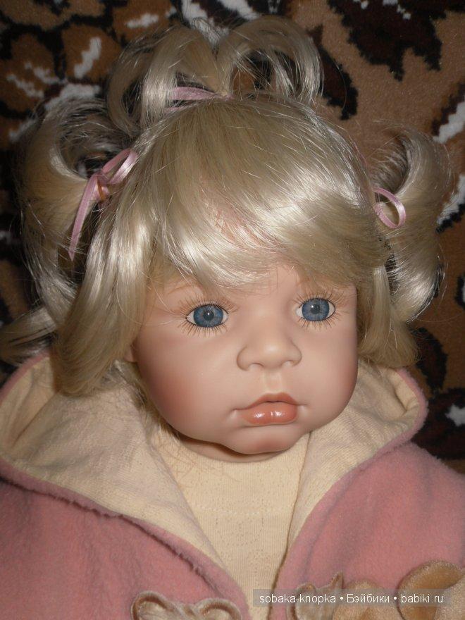 малышка Marie, Bettine Klemm от Zapf