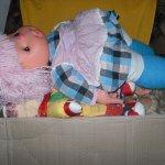 Немного отмытых мазуриков.Семейка Chicco и  Baby Alive от Hasbro.