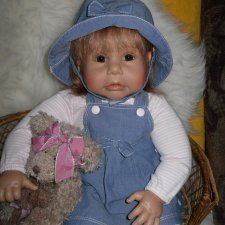 Моя новая девочка Trotzkopfchen от Brigette Leman