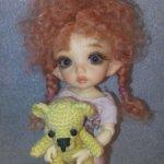 Малышка пукифи Ванилька от FairyLand. Цена с доставкой в Россию.