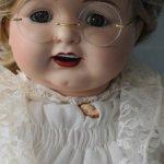 Бабушка Кит, необычная кукла - реплика с композитным телом!