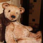Большой мишка Тедди - Барселона