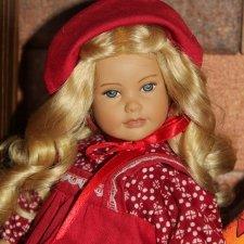 Красная Шапочка от Heidi Ott