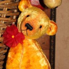 Мишка Тедди - Одуванчик