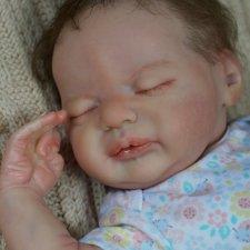 Малышка из молда Америкус от Лауры Лее .Куклы реборн Ольги Коновниной