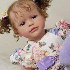 Просто Салли. Кукла реборн из мода sally by Regina Svialkovski