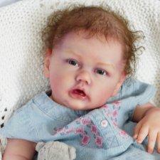 Малышка Пени.кукла реборн Ольги Коновниной