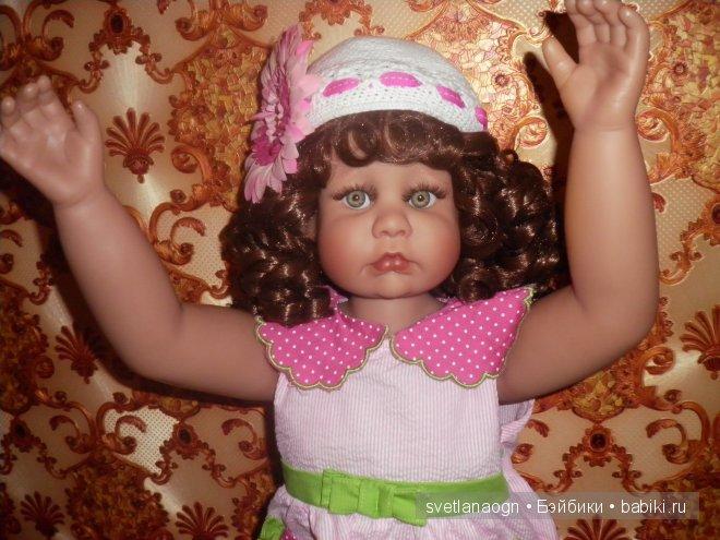 Кукла На пикнике Diane Bucki, Doll Maker