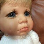Плачущий мальчик NRFB Lloyd Middleton and Gail Shumaker Adorable Crying Baby  Doll