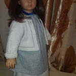 Мария коллекционная кукла Maria от Bettina Feigenspan для Zapf
