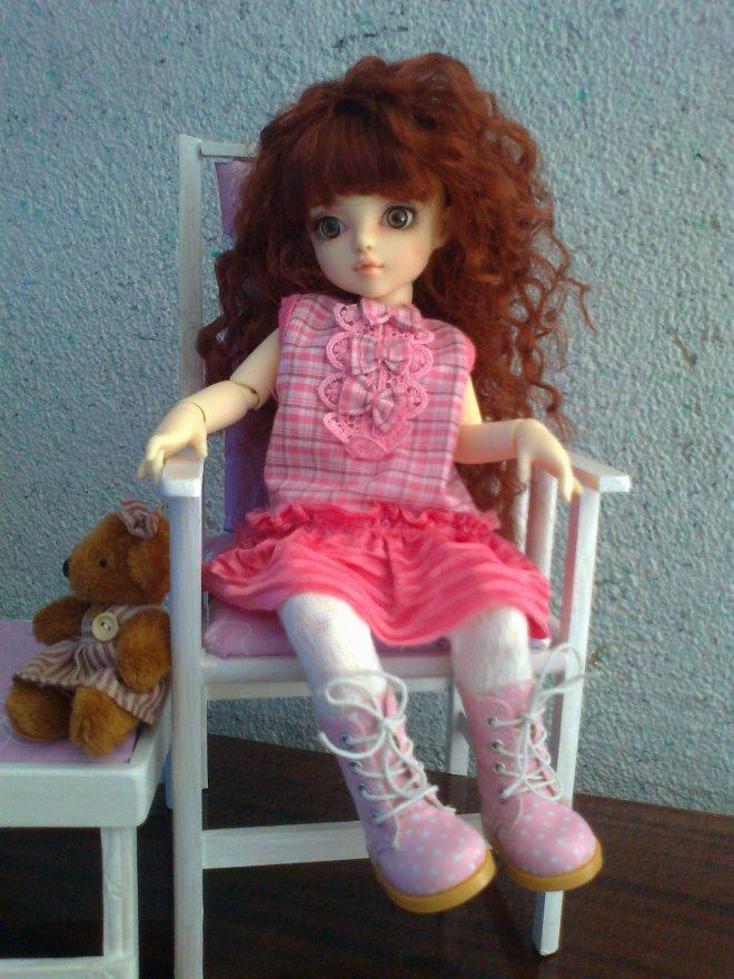 Momocolor, Dollzone